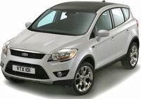 2008 Ford Kuga, Front Left Quarter View, exterior, manufacturer