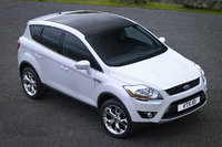 2008 Ford Kuga, Front Right Quarter View, exterior, manufacturer