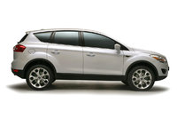 2008 Ford Kuga, Right Side View, exterior, manufacturer