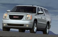 2009 GMC Yukon XL, Front Left Quarter View, exterior, manufacturer