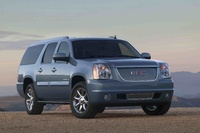 2009 GMC Yukon XL, Front Right Quarter View, manufacturer, exterior