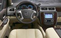 2009 GMC Yukon XL, Interior Front View, interior, manufacturer