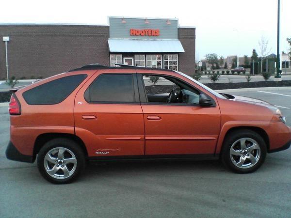 Pontiac Aztek Questions 2004 2005 Pontiac Aztek Rally