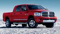 2009 Dodge Ram 2500, Front Right Quarter View, exterior, manufacturer