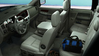 2009 Dodge Ram 2500, Interior View, interior, manufacturer