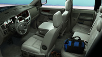 2009 Dodge Ram Pickup 2500, Interior View, interior, manufacturer