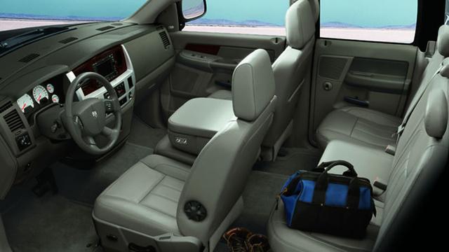 2009 Dodge Ram 3500 Interior Pictures Cargurus