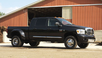 2009 Dodge Ram Pickup 3500, Right Side View, exterior, manufacturer