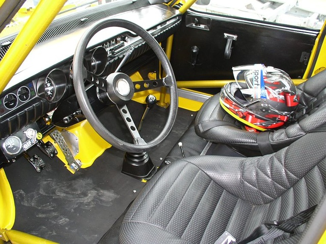Picture of 1968 Renault 12, interior, gallery_worthy
