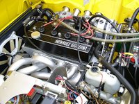 Picture of 1968 Renault 12, engine