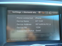 Picture of 2008 INFINITI G37 Sport, interior, gallery_worthy