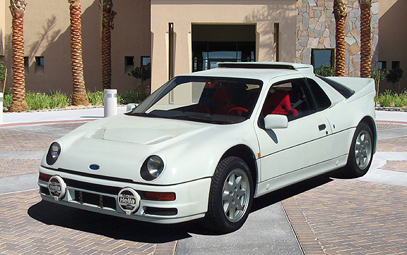 1986 Ford RS200 - Pictures - CarGurus