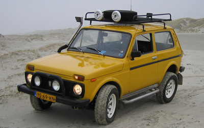 Picture of 1990 Lada Niva