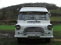 1964 Bedford Dormobile Overview