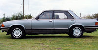 Picture of 1984 Ford Granada, exterior, gallery_worthy