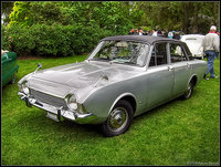 1967 Ford Corsair Overview