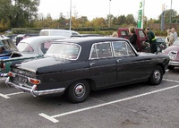 1967 Austin Princess Overview