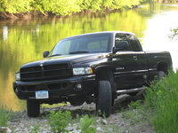 Picture of 2001 Dodge Ram Pickup 1500 4 Dr ST 4WD Extended Cab SB, exterior