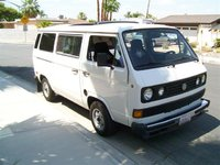 1984 Volkswagen Vanagon, Nick U's 1984 VW Vanagon Wolfsburg Edition w/ factory sunroof. Modified w/ Upper & Lower South African Vanagon grills. , exterior