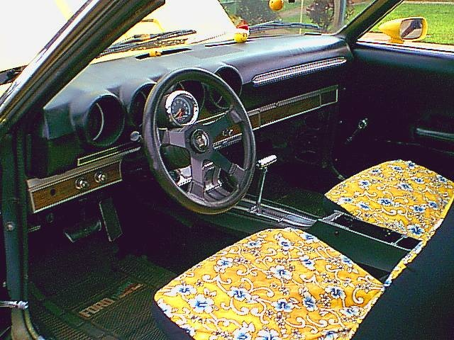 Picture of 1968 Ford Ranchero, interior, gallery_worthy