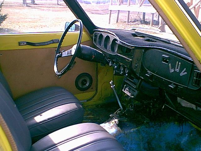 1978 Chevrolet Luv Interior Pictures Cargurus