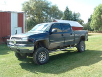 2005 Chevrolet Silverado 1500HD LT Crew Cab SB 4WD, My brother's 2005 Chevrolet Silverado 1500HD LT Crew Cab Short Box 4-WD.  13 inches over stock height  including: 6-in Superlift Suspension,...