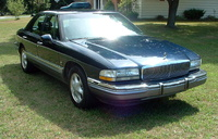Picture of 1992 Buick Park Avenue 4 Dr Ultra Supercharged Sedan, exterior