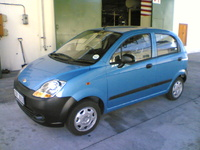2006 Chevrolet Spark Overview