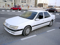 1996 Peugeot 605 Overview