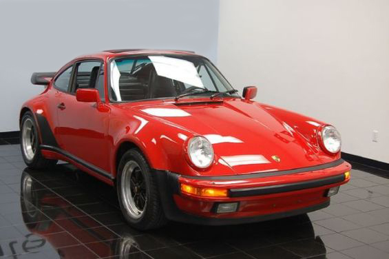 1988 Porsche 911 picture, exterior