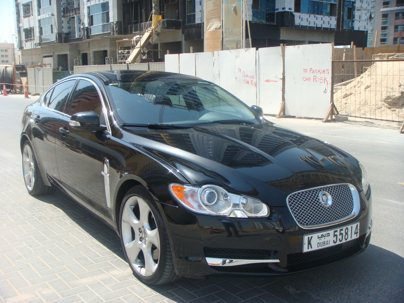 jaguar xf 2009 - photo #19