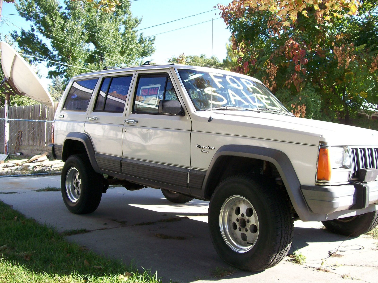 1989 Jeep Cherokee Other Pictures Cargurus