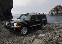 2009 Jeep Commander, 09 Jeep Commander, exterior, manufacturer, gallery_worthy