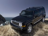 2009 Jeep Commander, exterior, manufacturer