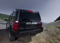 2009 Jeep Commander, back view, exterior, manufacturer
