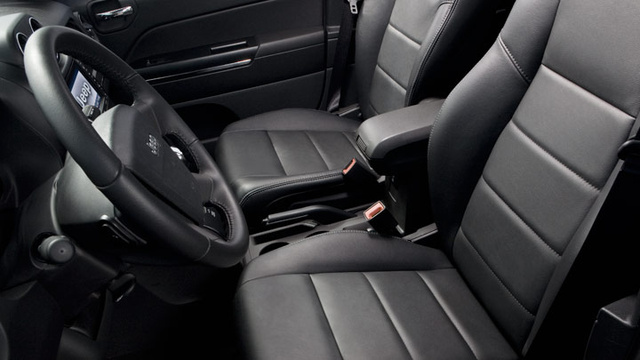 2009 Jeep Compass, front seat, interior, manufacturer