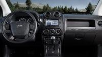 2009 Jeep Compass, dashboard, interior, manufacturer