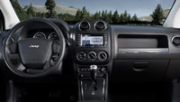 2009 Jeep Compass, dashboard, manufacturer, interior