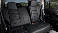 2009 Jeep Compass, back seats , manufacturer, interior