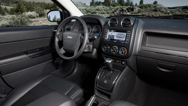 2009 jeep compass interior pictures cargurus. Black Bedroom Furniture Sets. Home Design Ideas