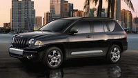 2009 Jeep Compass, side view, exterior, manufacturer