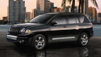 2009 Jeep Compass, side view, manufacturer, exterior