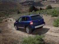 2009 Jeep Compass, back view, exterior, manufacturer