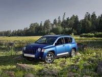 2009 Jeep Compass, 09 Jeep Compass, exterior, manufacturer