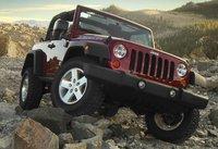 2009 Jeep Wrangler, 09  Jeep Wrangler, exterior, manufacturer