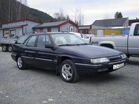 1992 Citroen XM Picture Gallery