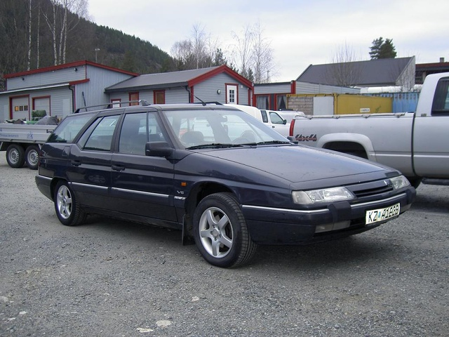 Picture of 1992 Citroen XM