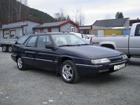 1992 Citroen XM Overview