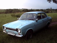 Picture of 1972 Ford Escort, exterior