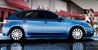 2009 Subaru Impreza, side view, exterior, manufacturer